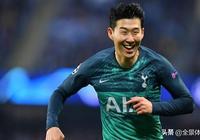 2場3球+兩次最佳,孫興慜親手送曼城回家!武磊跟他比還差太遠!