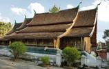 遊玩推薦 老撾琅勃拉邦香通寺旅遊遊記 重要年度慶典和聚會的地方