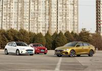 對比試駕:福特福克斯、現代菲斯塔、馬自達3昂克賽拉