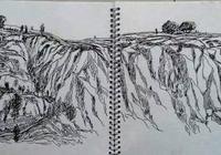 黃土莽塬,識在畫中