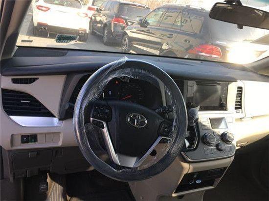 最新豐田塞納低配豐田塞納優惠多少 新款豐田塞納全新價格