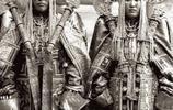 珍貴老照片直擊晚清貴族,圖二是光緒帝的弟弟,圖九很像迪麗熱巴