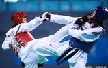 第十三屆全運會拳道比賽 鄭姝音晉級決賽