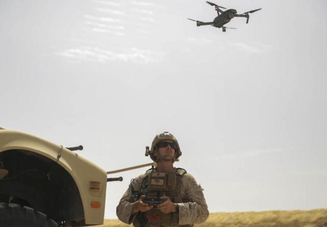 拒絕大疆的後果:砸下千萬美元 美國陸軍還是沒有無人機用