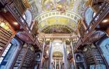走進奧地利國家圖書館