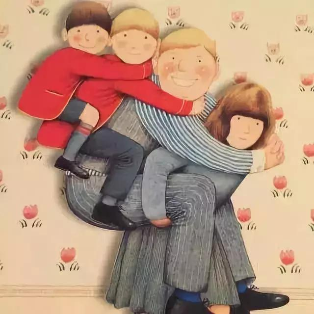 """幸福的家庭,都有一個""""眼裡有活""""的爸爸"""