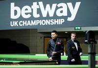 英錦賽:打出100杆破百或產生147,必威將捐助1萬英鎊善款