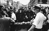 1967年的倫敦和倫敦警察,服裝很時髦