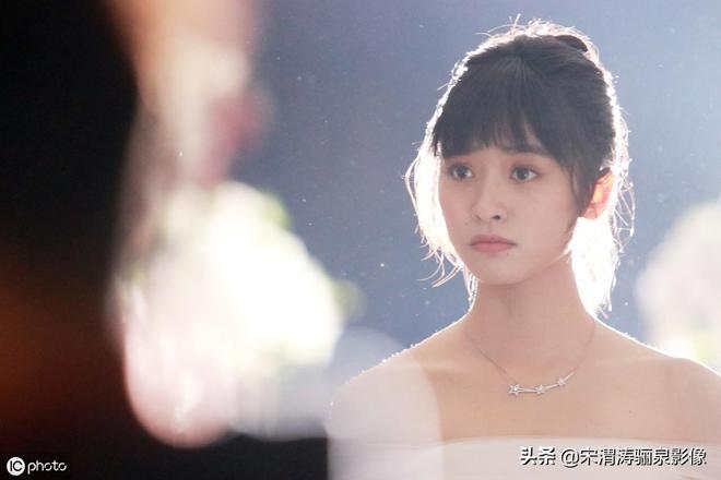 人物影像:沈月,90後,湖南邵陽人,出演新版《流星花園》
