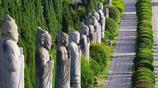 唐高宗和武則天的合葬墓——乾陵