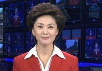 央視主持人海霞長髮舊照曝光,動作優雅氣質出眾