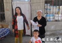 新疆巴州阿瓦提農場為結親戶贈送科普讀物