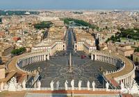 世界上最小的國家梵蒂岡,為何會成為意大利的國中之國?