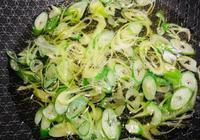 上海本幫蔥油麵,熬蔥油是關鍵!