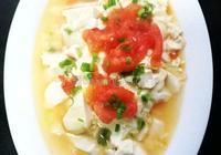 西紅柿豆腐