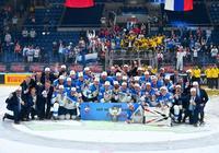 冰球——男子世錦賽:芬蘭隊奪冠