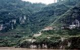 不盡長江滾滾流 1980年的長江風景