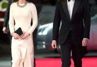 36歲的凱特王妃與37歲的梅根王妃,高清鏡頭下凱特顯得憔悴