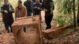 墳地挖出一個罐子,發現祖先遺物,子孫無償上交,如今價值百萬