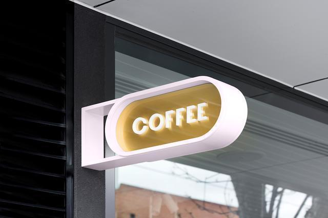 Middletown(米德爾頓)咖啡品牌視覺!