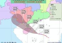 熱帶低壓今晚登陸海南 大到暴雨或將襲擊海南和雷州半島
