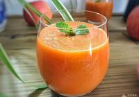 蘋果胡蘿蔔雪梨汁