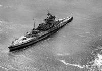 「歷史·軍艦」二戰中英國厭戰號戰列艦