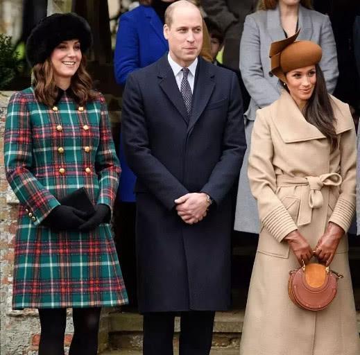 凱特王妃不爭不搶不賣弄時尚,梅根卻怎麼都比不過,難怪看不慣她