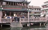老照片:80、90年代的老上海高清彩照,值得收藏!