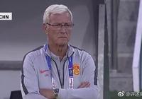 國足與韓國隊的差距有多大?看看中場時裡皮的臉色就知道了!