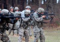 美軍組建教官部隊著重於伊拉克敘利亞等地區引發各方關注