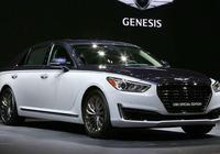 Genesis G90特別版豪華車發佈 形似邁巴赫