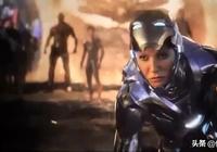 《復聯4》救援戰甲概念圖,鋼鐵俠偏心,戰爭機器哭暈在廁所!