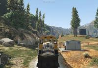 俠盜獵車手5(GTA5)火車駕駛員的一天