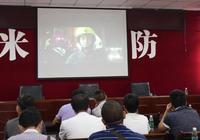 米易消防邀社區消防工作人員進紅門學消防