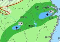 大範圍降雨不停歇!中雨大雨 侵襲江蘇 浙江 安徽 湖南 湖北等省