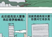 漫畫:哥!問一下,這樓到底有多高呀!