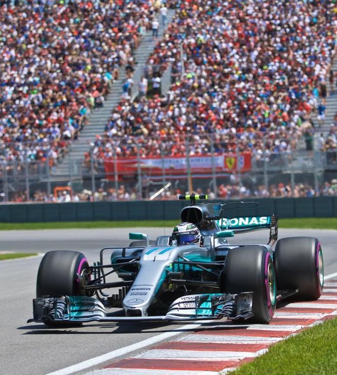 賽車——F1加拿大站排位賽