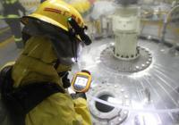 黃埔區一工廠化學品洩露,消防官兵緊急到場處置