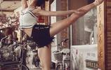 青春芳華,街邊的芭蕾舞