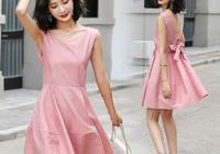 浪漫夏日穿搭,還是仙美洋氣連衣裙最種草,讓你出門美美噠