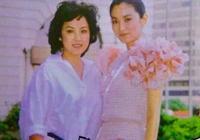 林青霞30年前私服照,頭型和髮際線簡直完美,網友:這腰身我酸了