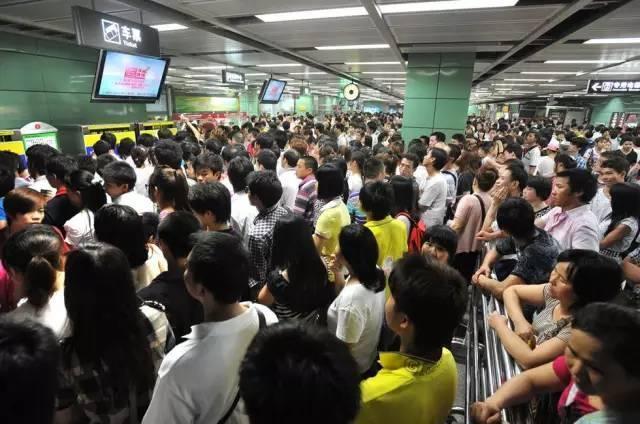 廣州 地鐵 生存指南