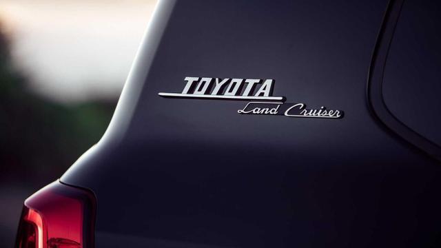 全新豐田蘭德酷路澤預告發布,V8變V6更省油了?