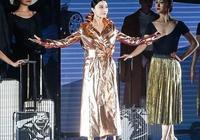 張馨予贏了范冰冰六萬塊的金紙衣,卻沒承想敗在自己六千塊圍巾上