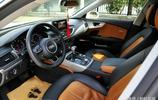 實拍2014款 奧迪A7,外觀大氣 內飾奢華 高顏值掀背轎跑