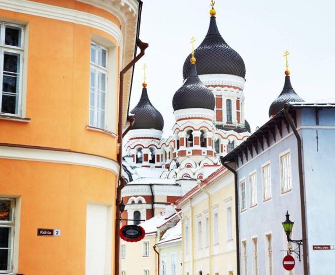 愛沙尼亞城市風景鑑賞之八
