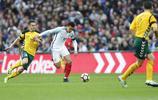 足球——世預賽:英格蘭戰勝立陶宛