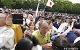 日本新天皇接受民眾朝賀,超5萬人到場氣勢十足,一天露面6次