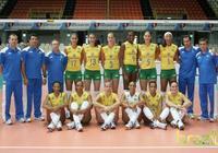 探索巴西Brazil體育前瞻:巴西女排劍指大冠軍盃